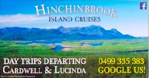 Hinchinbrook Island Cruises